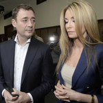 """Małgorzata Rozenek-Majdan zaskoczyła byłego męża. """"Jacek nie chce nawet o tym słyszeć"""""""
