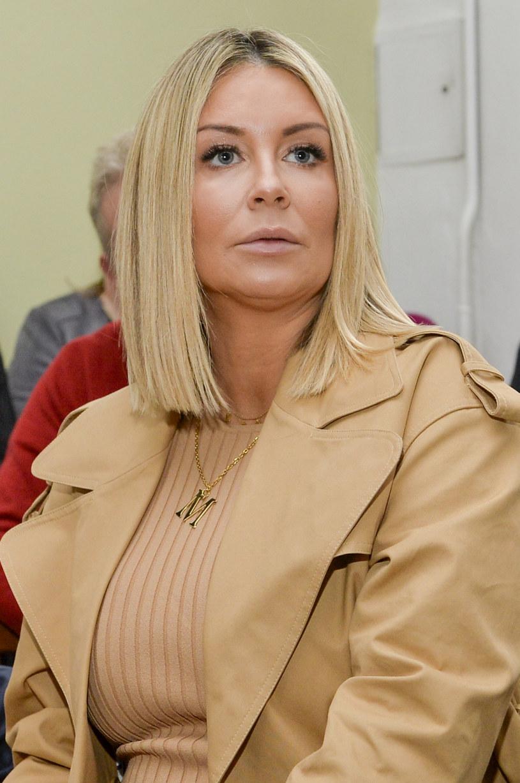 Małgorzata Rozenek-Majdan /Niemiec /AKPA