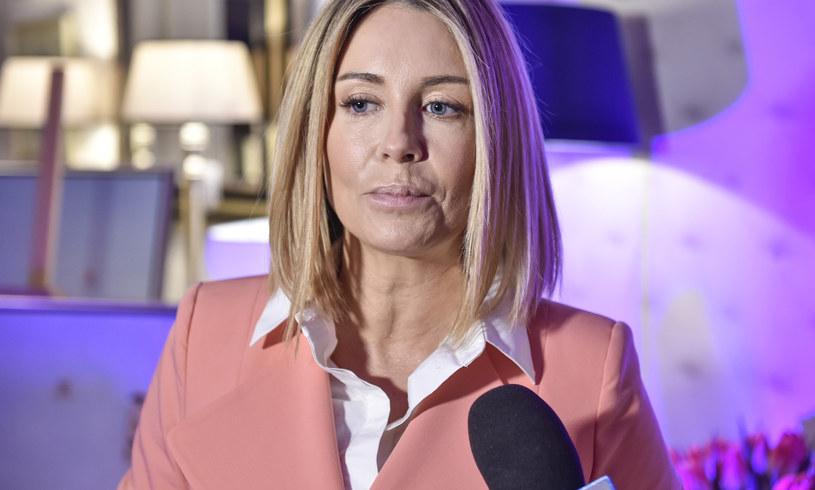 Małgorzata Rozenek-Majdan /Kurnikowski /AKPA