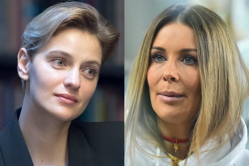 Małgorzata Rozenek, Renata Kaczoruk /East News