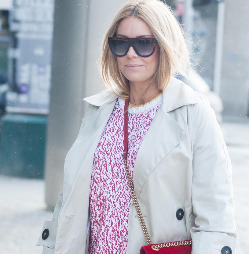 Małgorzata Rozenek wie, że okulary stanowią istotny składnik stylizacji /East News