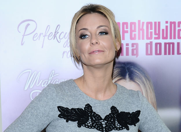 Małgorzata Rozenek /MWMedia