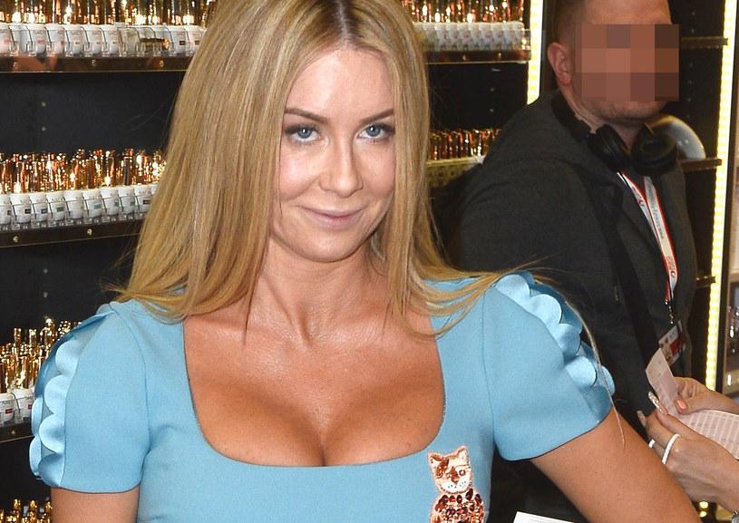 Małgorzata Rozenek /Jarosaw Antoniak /MWMedia