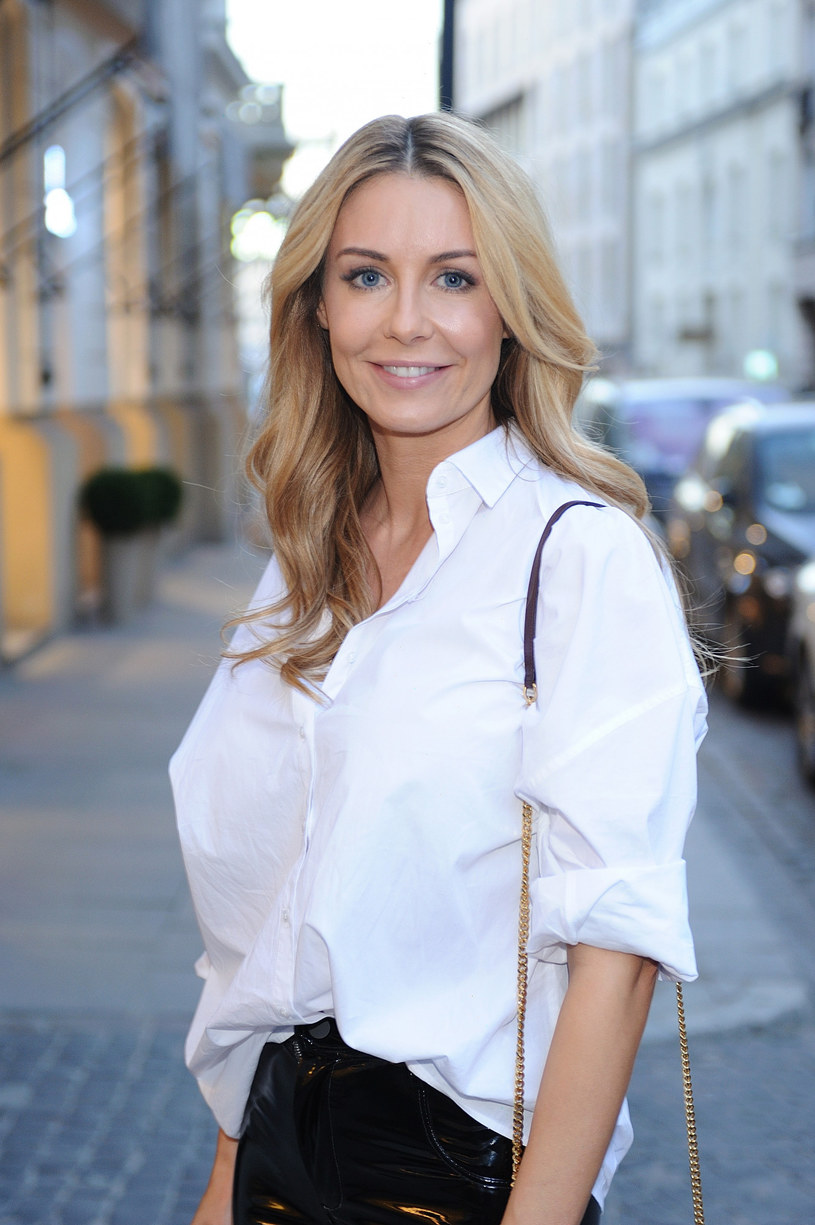 Małgorzata Rozenek /Michał Wargin /East News