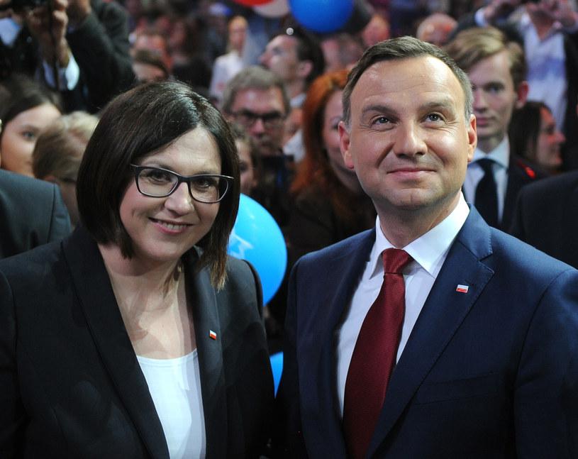 Małgorzata Sadurska zrezygnowała z funkcji szefowej Kancelarii Prezydenta Andrzeja Dudy /Adam Chełstowski /Agencja FORUM
