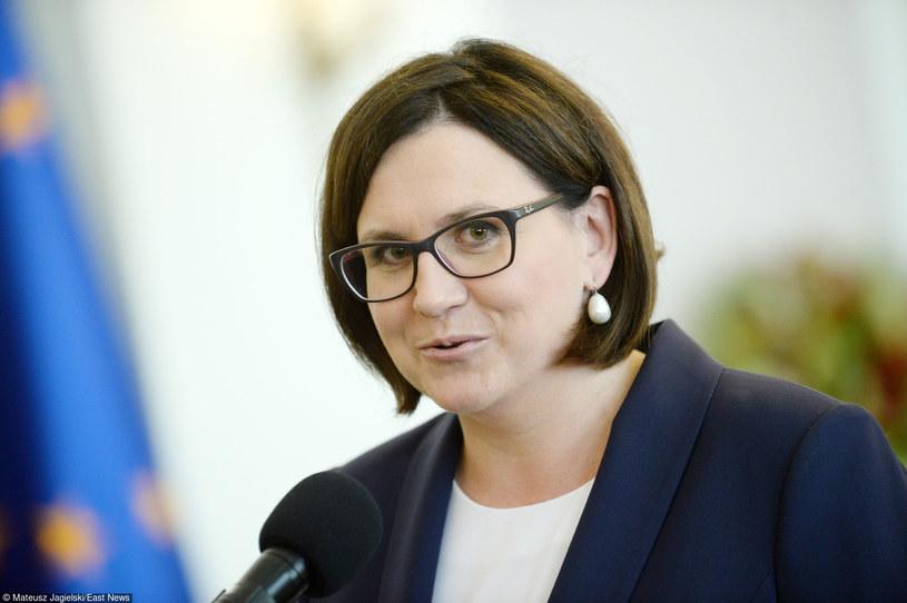 Małgorzata Sadurska /Mateusz Jagielski /East News