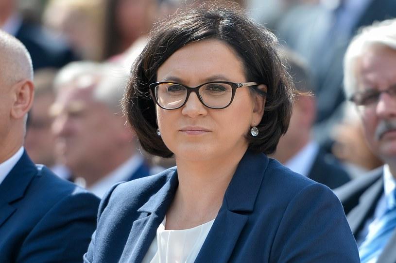 Małgorzata Sadurska /Łukasz Szelemej /East News