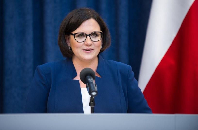 Małgorzata Sadurska /Bartosz Krupa /East News