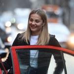Małgorzata Socha chwali się ekskluzywnym samochodem