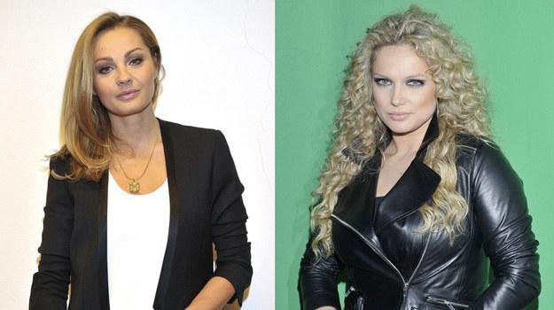 Małgorzata Socha i Joanna Liszowska /Kurnikowski, Piętka /AKPA
