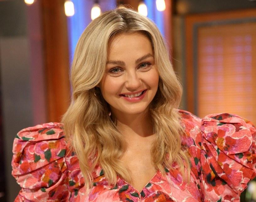Małgorzata Socha jest jedną z najpopularniejszych aktorek w Polsce /Damian Klamka /East News