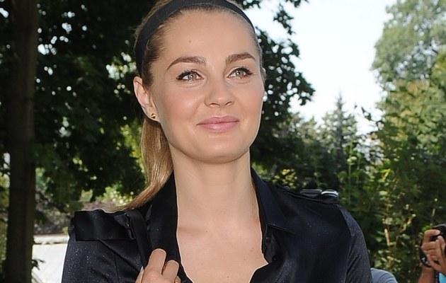 Małgorzata Socha /- /MWMedia
