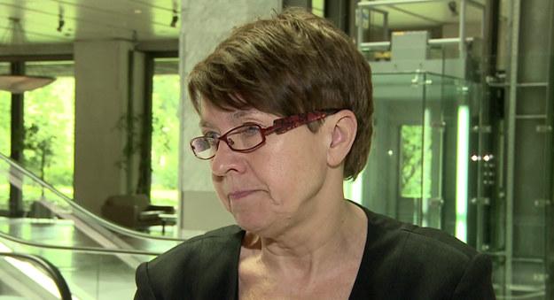 Małgorzata Starczewska-Krzysztoszek, główna ekonomistka Konfederacji Pracodawców Lewiatan /Newseria Biznes