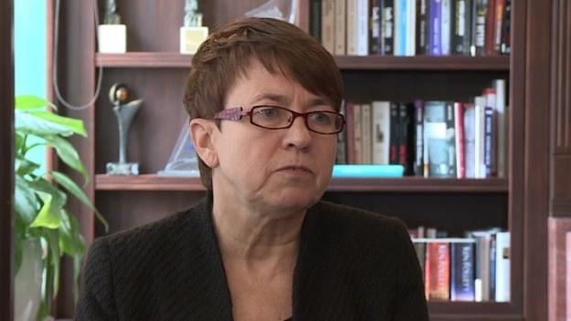 Małgorzata Starczewska-Krzysztoszek, główna ekonomistka Lewiatana /Newseria Biznes