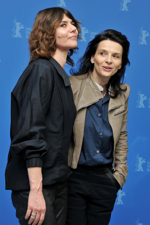 Małgorzata Szumowska i Juliette Binoche / Pascal Le Segretain /Getty Images