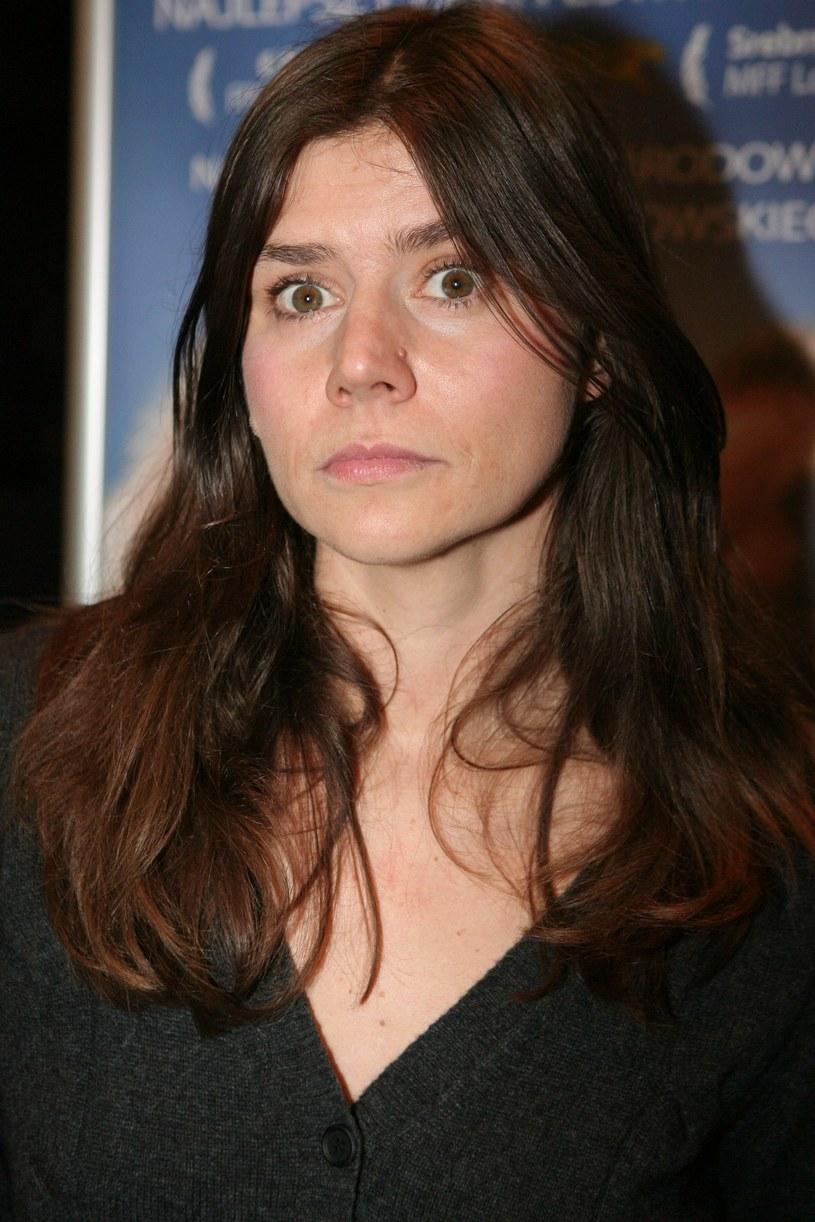 """Małgorzata Szumowska na premierze """"33 scen z życia"""" /Wojciech Olszanka /East News"""