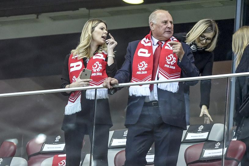 Małgorzata Tomaszewska to córka legendarnego bramkarza Jana Tomaszewskiego /AKPA