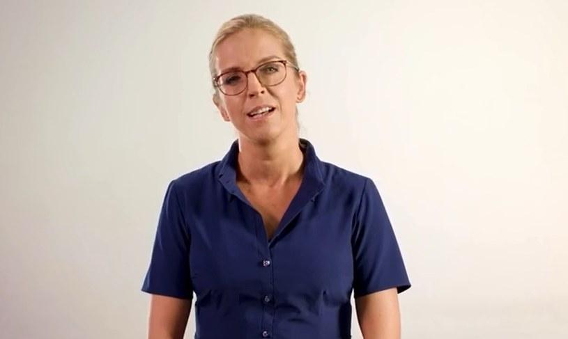 Małgorzata Trzaskowska w spocie /facebook.com