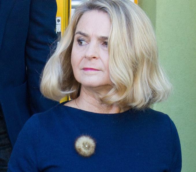 Małgorzata Tusk /Wojciech Stróżyk /Reporter