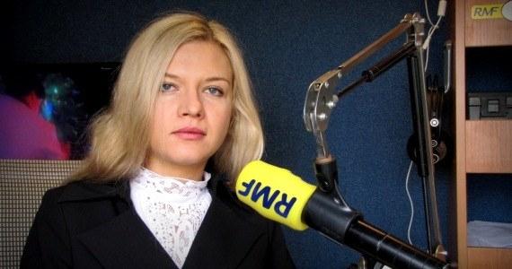 Małgorzata Wasserman /Michał Dukaczewski /RMF FM