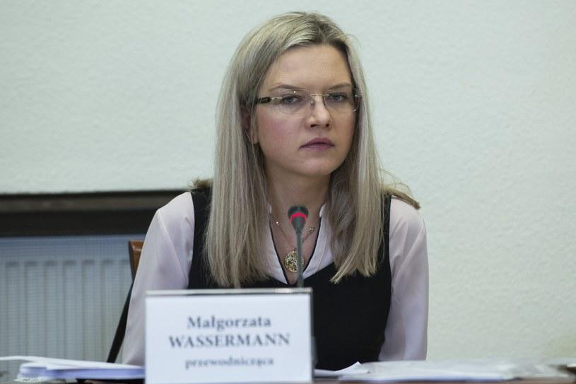 """Małgorzata Wassermann dla """"Rzeczpospolitej"""": Nie jesteśmy zafiksowani na nazwisku Tusk /Jakub Wosik  /Reporter"""