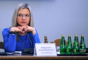 Małgorzata Wassermann: Nic nie jest wolne od polityki, kompletnie nic