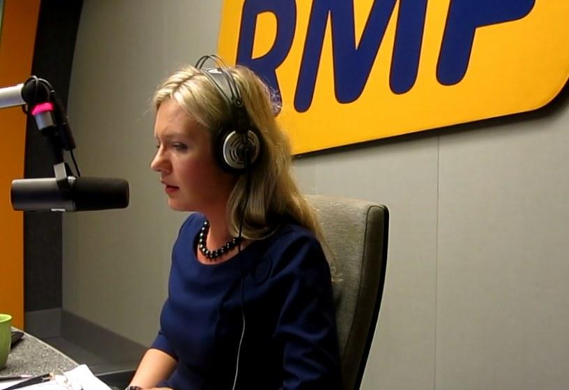 Małgorzata Wassermann /RMF