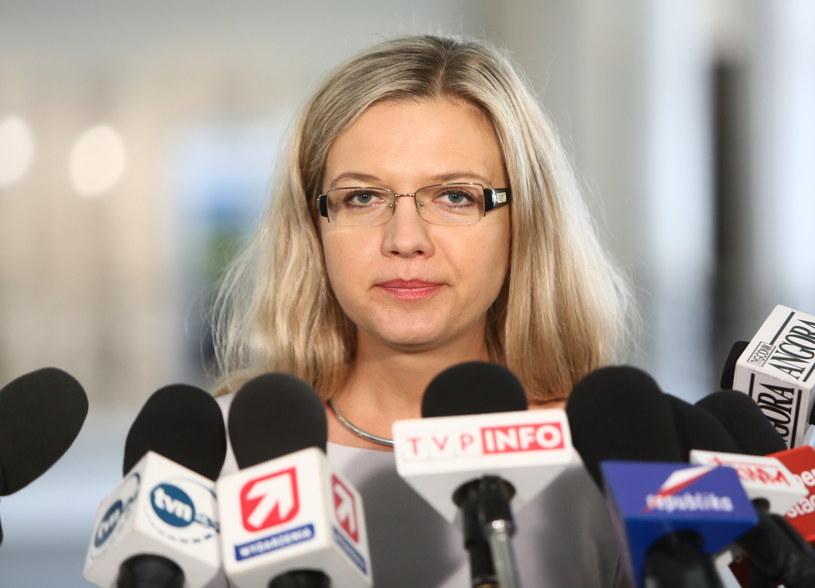 Małgorzata Wassermann /Leszek Szymański /PAP