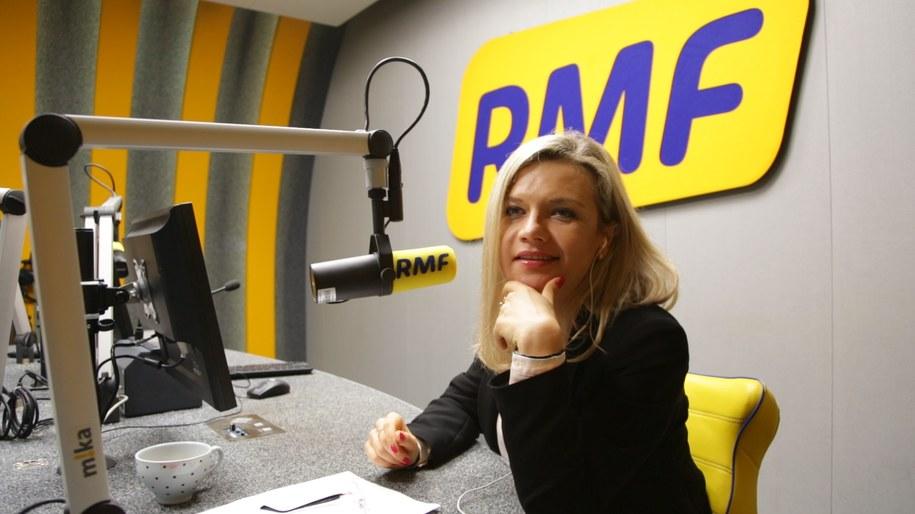 Małgorzata Wassermann /Damian Szeląg /RMF FM