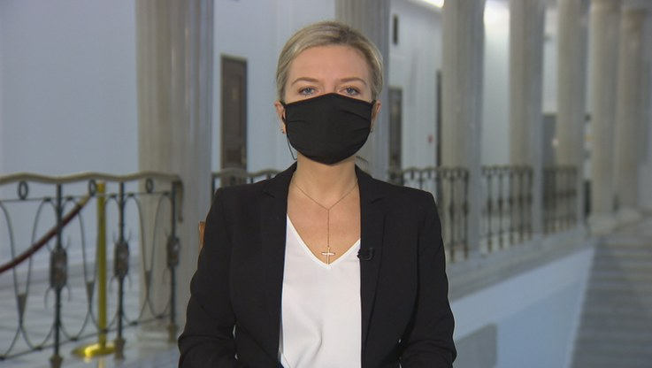 Małgorzata Wassermann /Polsat News