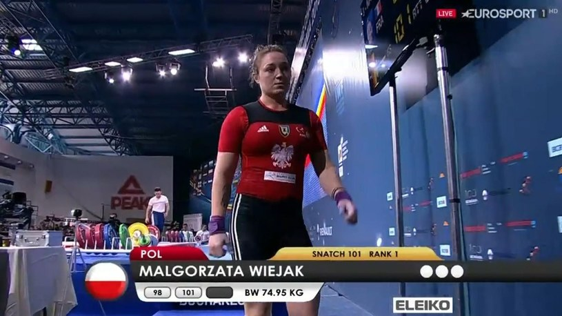 Małgorzata Wiejak /Eurosport