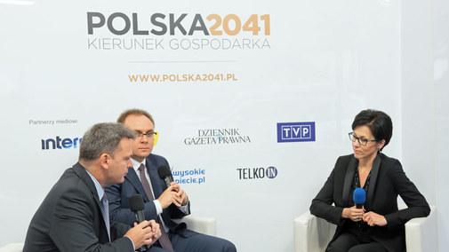 Małgorzata Zaleska, prezes GPW specjalnie dla Interii: Giełda służy do długoterminowych inwestycji