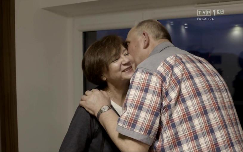 Małgosi i Markowi po programie udało się stworzyć związek, fot. Screen z programu /