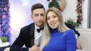 """Małgosia i Paweł z """"Rolnik szuka żony"""" pokazali zdjęcia z chrztu Rysia! Działo się!"""