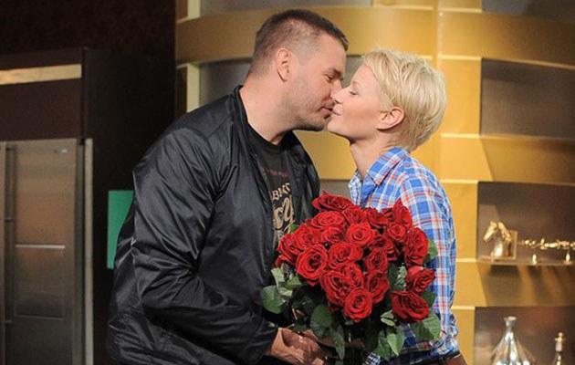 Małgosia Kożuchowska i Tomek Karolak, fot. Mateusz Jagielski