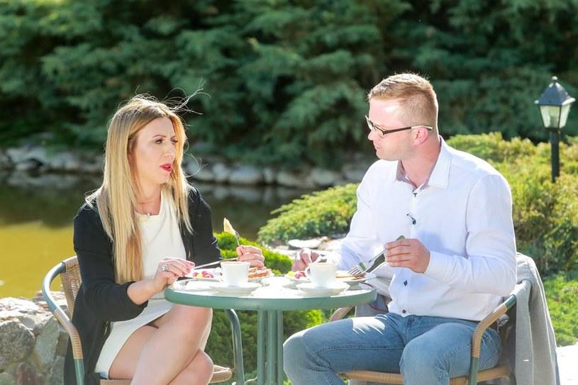 Małgosia na randce z Pawłem, fot. z oficjalnej strony programu na Facebooku /TVP