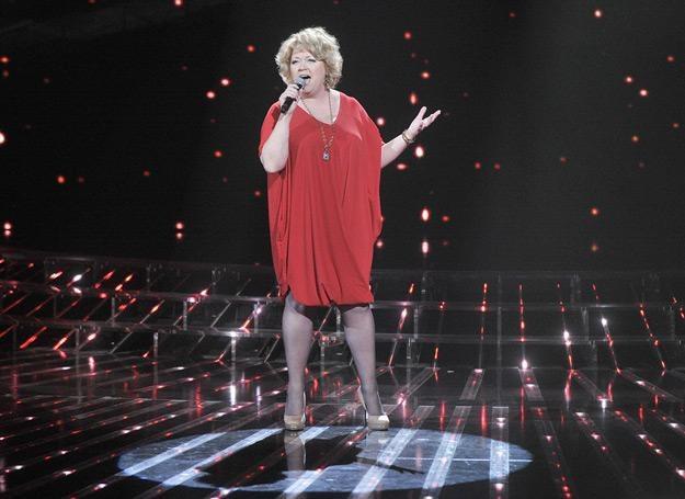 """Małgosia Stankiewicz przeszła do kolejnego odcinka """"X Factor"""" dzięki Kubie Wojewódzkiemu /AKPA"""