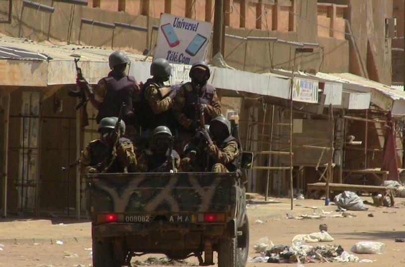 Mali pogrążyło się w chaosie w 2012 roku /AFP