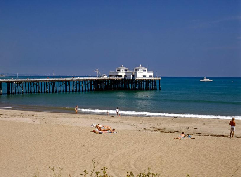 Malibu plaża /123RF/PICSEL