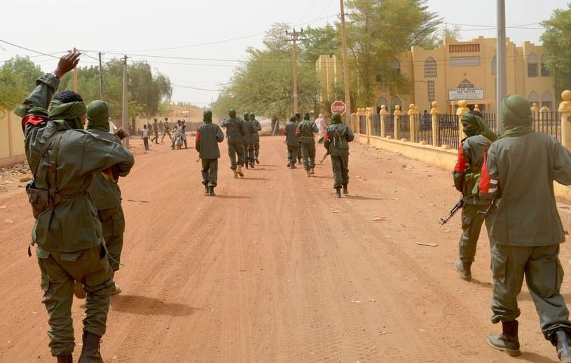 Malijska armia, zdj. ilustracyjne /AFP