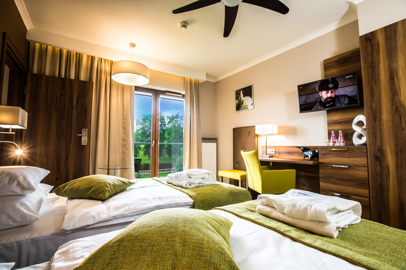 Malinowe Hotele /materiały prasowe