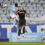 Malmoe FF - Cracovia 2-0 w 1. rundzie eliminacji Ligi Europy