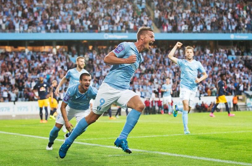 Malmoe strzeliło gola w samej końcówce /AFP /AFP