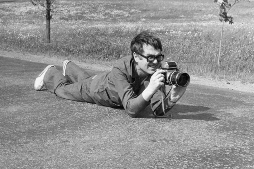 Mało kto kojarzy Beksińskiego ze zdjęciami, jednak to właśnie one dały początek jego sławie /Styl.pl/materiały prasowe