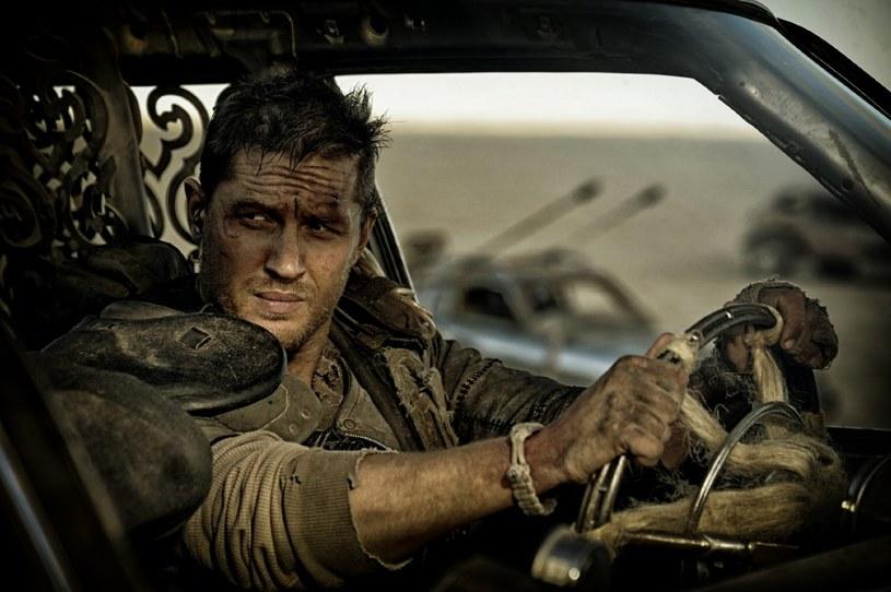 Mało kto przypuszczał, że postać Mad Maxa otrzyma nowe życie od Toma Hardy /materiały dystrybutora