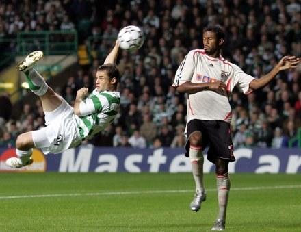 Maloney gola nie strzelił, a szkoda /AFP