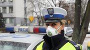 Małopolscy policjanci otrzymali maski antysmogowe