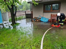 Małopolska: Alarm powodziowy w powiecie oświęcimskim