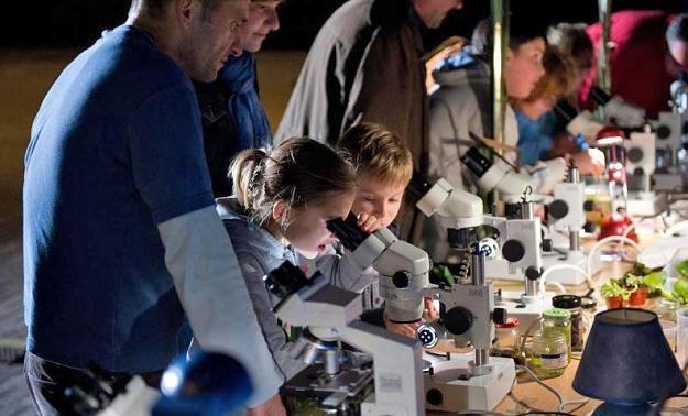 Małopolska Noc Naukowców 2010/fot. arch. organizatora /Karnet