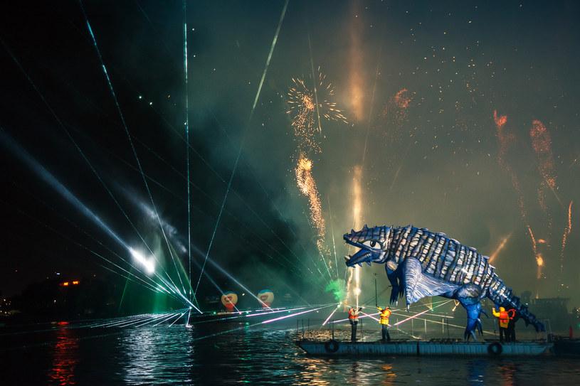 Małopolska Parada Smoków 2013 /materiały promocyjne